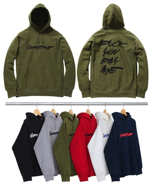 Supreme x Futura (Fall/Winter 2011)