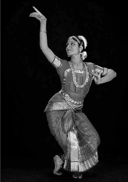 Janaki Rangarajan performing Bharatanatyam Bharatanatyam is one of the 8 kinds of classical dances in India. All classical dance forms share a common root in Natyashastra. Natyashastra,  was written by Saint Bharata sometime between the 2nd century BC and  2nd century AD. The theory and technique of not only classical dances  but also classical drama, stage design, music, costume, and make-up are  based on Natyashastra.The  origin of the name Bharatanatyam came from 4 Sanskrit words. Divided in  4 sections, Bha-ra-ta-natyam. Each syllable represents a different word  and meaning. Bha comes from Bhava, which means expression. RaRaga, which means melody. Ta comes from Tala, which means rhythm. Natyam mean dance. If you broke Bharatanatyam into four Sanskrit words it would read Bhava, Raga, Tala and Natyam. These aspects: expression; melody; and rhythm; are very important in Bharatanatyam. comes fromThe  origin of Bharatanatyam is from religious ritual. Bharatanatyam was a  solo female performance. It was traditionally performed in Hindu temples  to worship Gods and Goddesses by the temple dancer called devadasi. The devadasis were not only knowledgeable in dance and music but also in religious ceremonies.