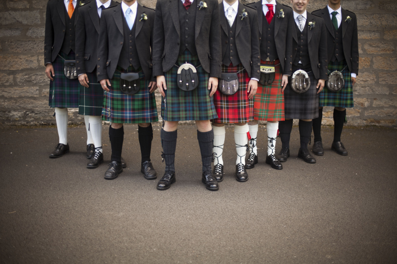 donotstampthispage:  A&D | It's true what they say about Scotsmen and their kilts…