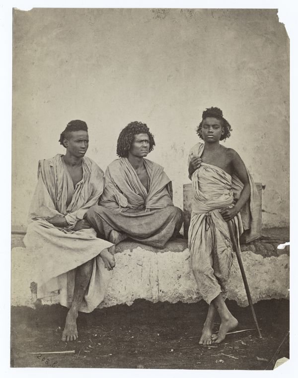 legrandcirque:  A group of Sudanese. Egypt, 1860s-1920s.
