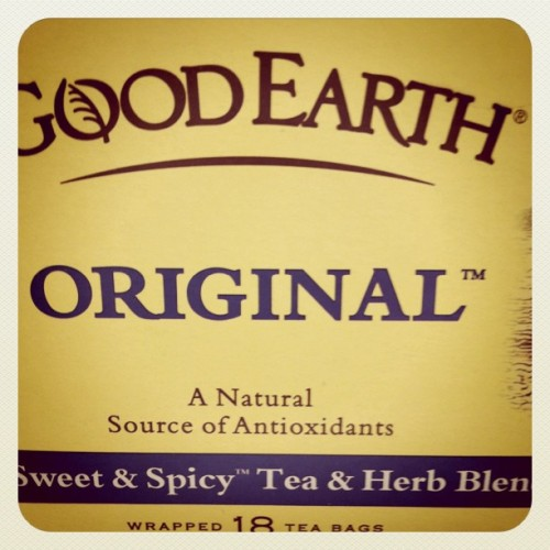 Some of the greatest tea out there.  (Taken with instagram)
