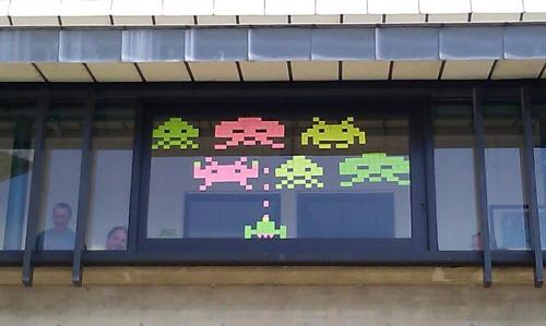 postitwar:  Place des Sciences - Louvain-la-Neuve - Belgium  of course <333