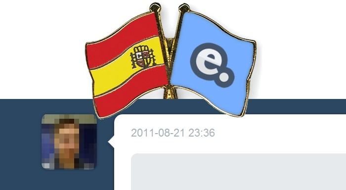 Missing e, Coming Soon:  Spanish translations for Tumblr's Spanish language interface (currently in beta) The return of Timestamps (on dashboard posts) I'm able to work on the Spanish translations for Missing e features thanks to xn—lhutemoc-skbd!  Currently, I'm working out some of the kinks with Timestamps. In order to convert the EST/EDT timestamps Tumblr has added to posts for any timezone, I've had to do a bit of jiggery-pokery. I'm not convinced that the actual displayed times will behave 100% correctly around the Eastern Standard Time daylight savings start and end dates, but so far everything else looks okay. If Tumblr does decide to change their post timestamps to reflect your local time, this may become easier.  Anyways, stay tuned!