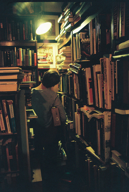 conqueredrome:  Summer Reading II by erica elan on Flickr.