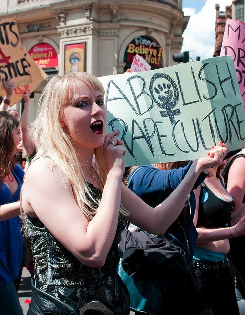 subconciousevolution:  Abolish Rape Culture