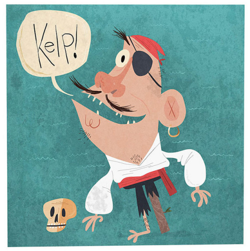 Another Pirate on Flickr.It's another pirate I did a while back.