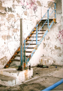 Weathered Staircase