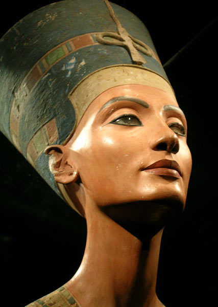 "thisfeelinginsidee:  Nefertiti - (""the beauty has come"")"