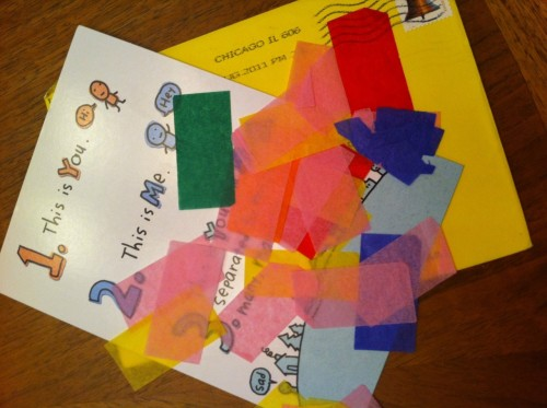 @beckysioux, brightening days one @okgo confetti-filled card at a time.