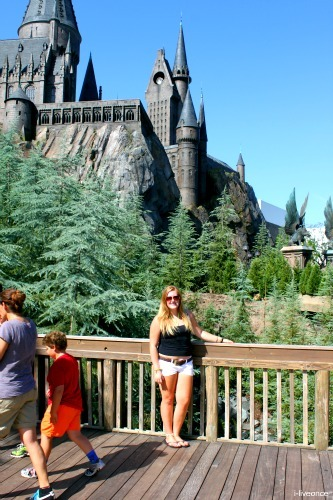 i-liveonce:  the greatest weekend <3   Escape the Muggle World: CHECK!
