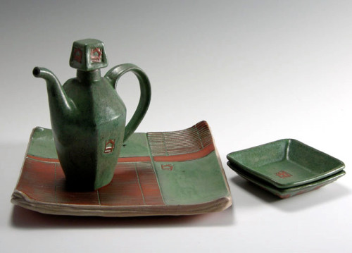 Barbara Fehrs: Ewer set