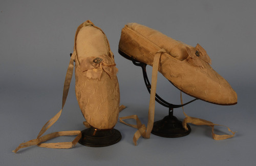 Shoes, ca 1825 US (Philadelphia)