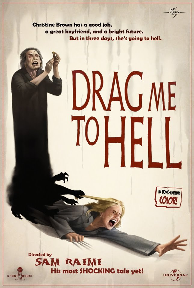 xombiedirge:  Drag Me To Hell by Kevin Keele