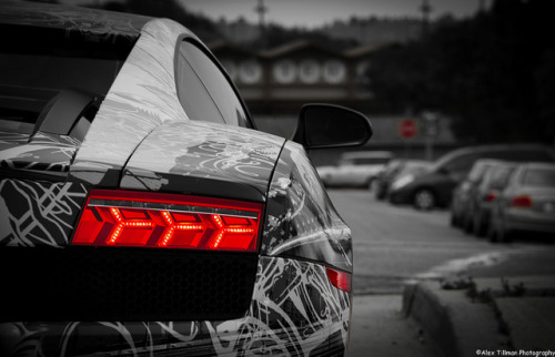 wellisnthatnice:  Lamborghini LP560-4 by Alex Tillman Photography on Flickr.