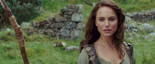Your Highness Bluray screencap. Natalie Portman as Isabel.