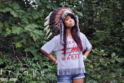 Fringed WEEKEND WARRIOR shirts are back in stock! Get yours now for only $20! www.shopjawbreaking.com