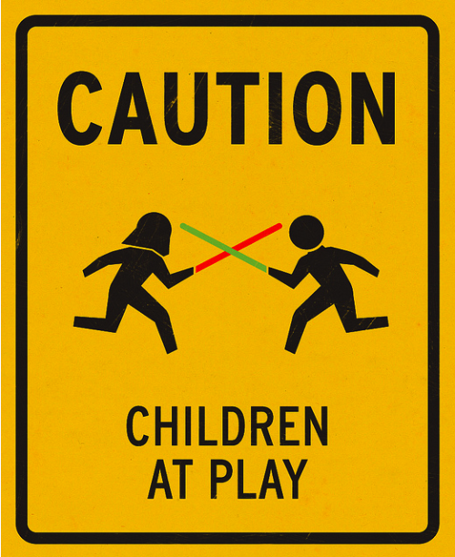laughingsquid:  Children at Play by David Schwen