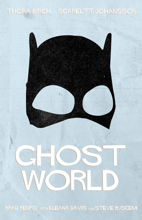 Ghost World by William Henry