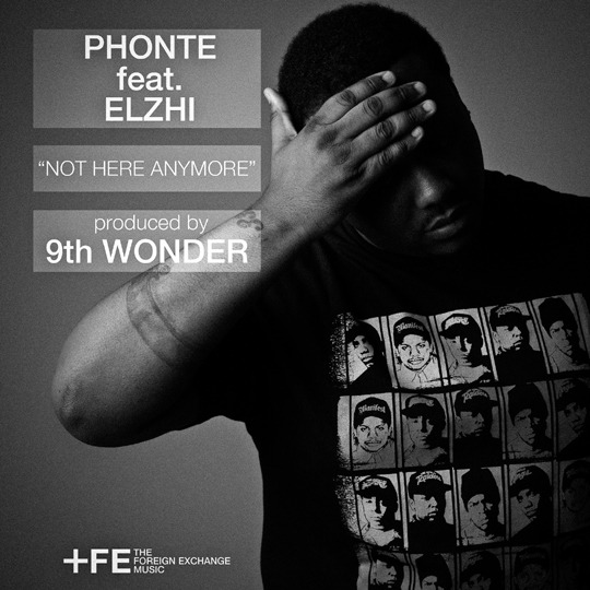 Phonte feat. Elzhi - Not Here Anymore [Prod. by 9th Wonder]