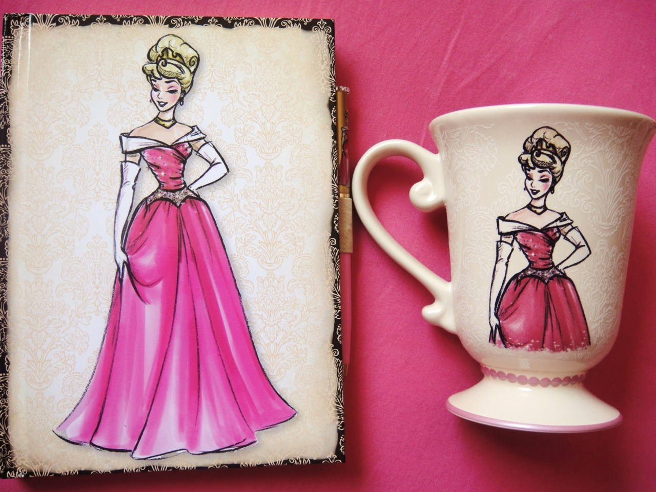 I got this yesterday from the Disney Princess Designer Collection. I love it :) I can't wait to get the doll.