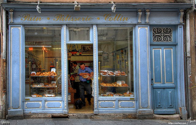 | ♕ |  Pâtisserie in Nancy, France  | by © MorBCN | via ysvoice