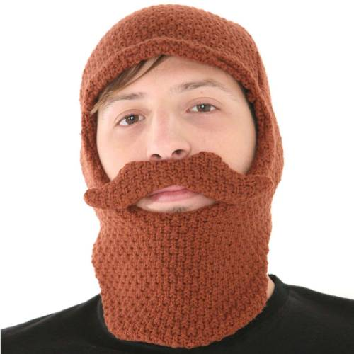 Can't grow a beard, and need a winter hat? Have I got a deal for you…