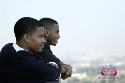 allthingstreysongz:  Trey and his brother