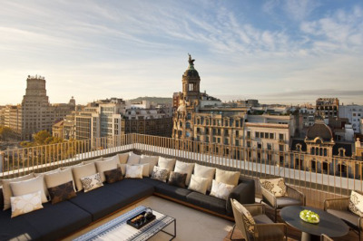 The latest hotel launch capturing design media attention is Mandarin Oriental Barcelona. The Mandarin Oriental Hotel Group operates in 25 countries, but this is its first entry into southern Europe. Mandarin Oriental Barcelona's official opening was celebrated in November 2009 with a lavish gala attended by the city's style leaders and elite.