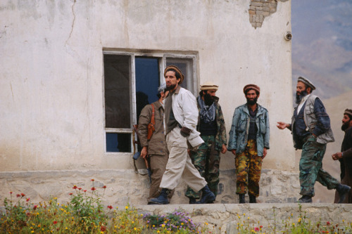 42-20433485 by Memories of Massoud on Flickr.Ahmad Shah Massoud