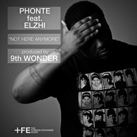 Phonte ft. Elzhi – Not Here Anymore (Prod. by 9th Wonder)  Tay drops the first single off his upcoming solo project, Charity Starts At Home and it turns out there's a mean guest verse from Elzhi. Download: Link