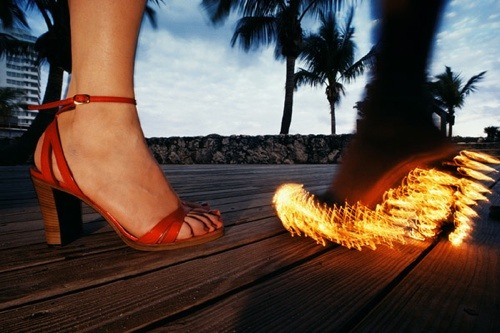 thenastygal:  vintage shoe porn: guy bourdin for charles jourdan