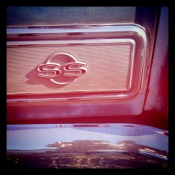 SS #chevy #Chevrolet #chromeography  (Taken with instagram)