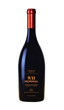 A little wine with your remembrance? To coincide with the tenth  anniversary of the September 11 tragedy, Lieb Family Cellars, a vintner  from Mattituck, Long Island, is producing two varieties of 9/11  Memorial Wine — 9/11 Memorial Commemorative Merlot and 9/11  Memorial Commemorative Chardonnay. The price? A rather on-the-nose  $19.11 a bottle. Guess how much of the proceeds the winery is donating to the 9/11 Memorial Museum…