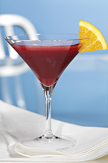 Blackberry Cosmopolitan.