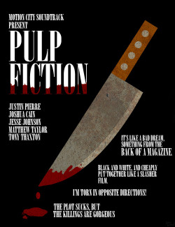 runjumpcatchclimb:  Motion City Soundtrack - Pulp Fiction