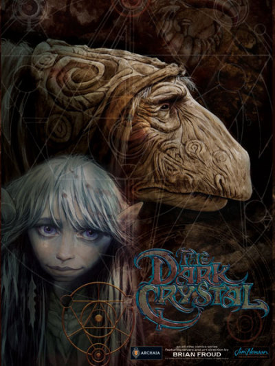 darkfantasyinspiration:  Archaia Entertainment, publisher of theDark Crystal comic book, has announced plans to release a role-playing game based on the Jim Henson classic late in 2012.  ICv2 caught up with Mark Smylie with the details at the recent Gen Con game fair.  http://www.icv2.com/articles/news/20905.html