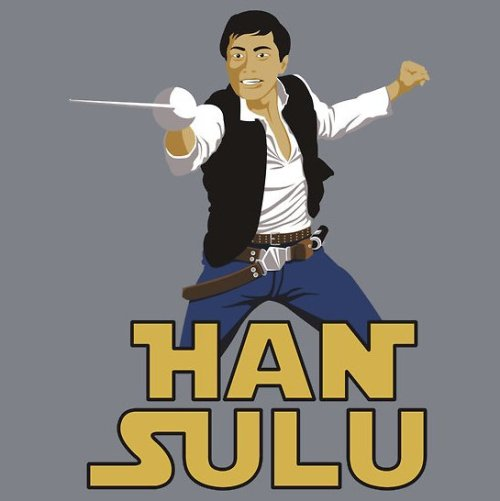 Greatest crossovers ever #958 Han Sulu