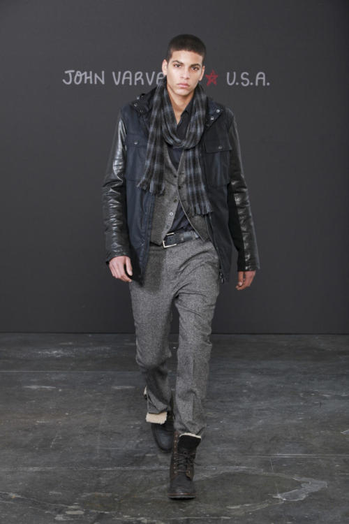 mensfashionworld:  John Varvatos Star USA Fall 2011