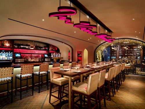 Lux delux the list top restaurants in las