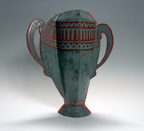 Barbara Fehrs: Greek Vessel with Handles