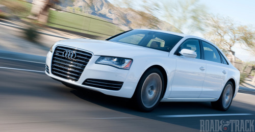 A Stepford wife The Audi A8L is a triumph of technology—a car that performs so well,  doing everything you ask, exactly the way you want it done. Yet because  of this, there's less romance—it's like having a Stepford wife. Can a car perform too well?