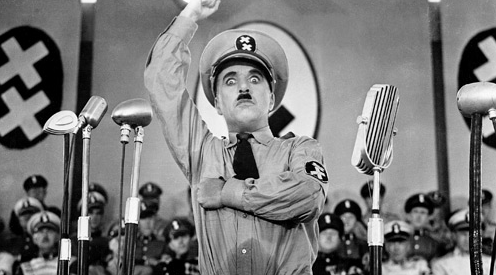 """Look up, Hannah! Look up!""