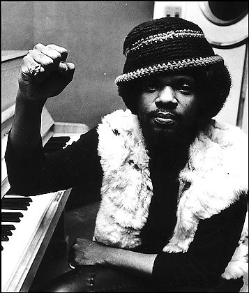 "rootsnbluesfestival:  William Everett ""Billy"" Preston (September 9, 1946 – June 6, 2006) was an musician who gained notoriety and fame, first as a session musician for the likes of Sam Cooke, Ray Charles and The Beatles, and later finding fame as a solo artist with hits such as ""Space Race"", ""Will It Go Round in Circles"" and ""Nothing from Nothing""."