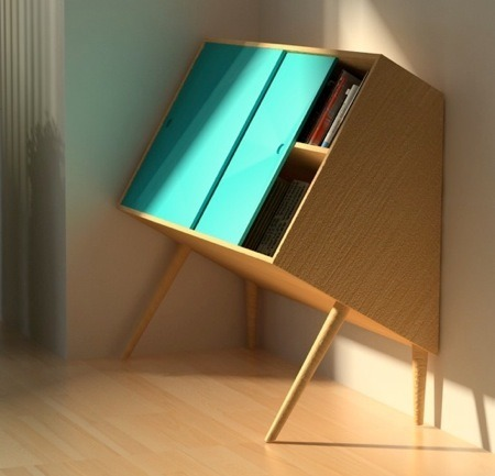 I designed this book case. well not THAT one. but like pretty much that last year for furniture. damn i was pretty happy with the concept too. mine was better.