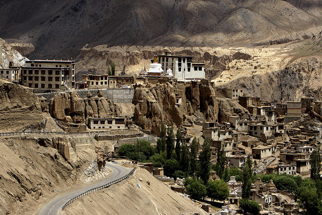 | ♕ |  {destination of the day}  Ladakh, India  | by Retlaw Snellac | via yindia