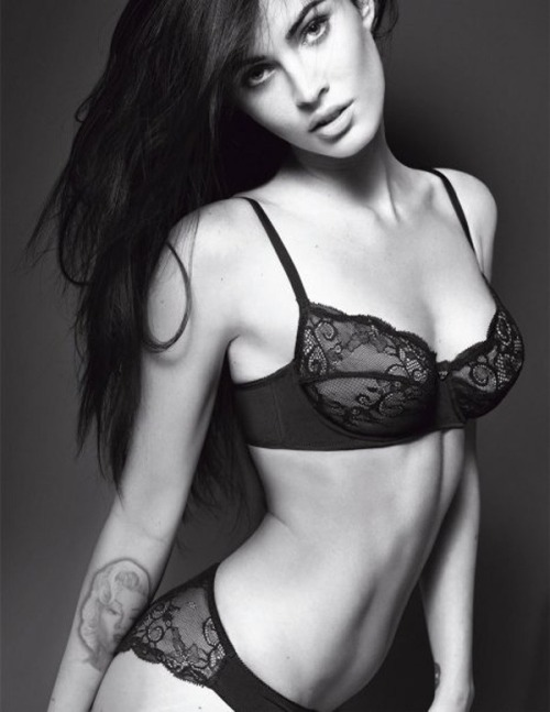 Stunning woman - Megan Fox