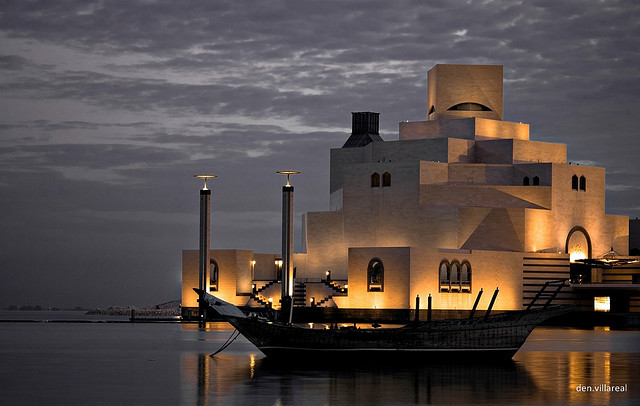 Museum of Islamic Art by DeN.DeN™ on Flickr.