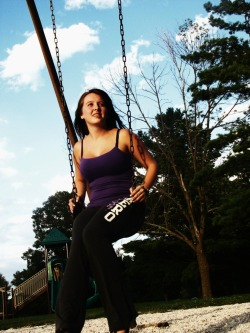 Sammie, (: Taken by Me at High Cliff.