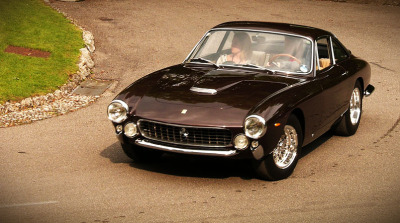 bimmeraddict-1:  Pure Class-1963 Ferrari 250 GT Lusso, Considered one of the most beautiful cars ever built.