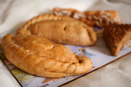 clottedcreamscone:  Mmm, The Cornish Pasty by eoino on Flickr.